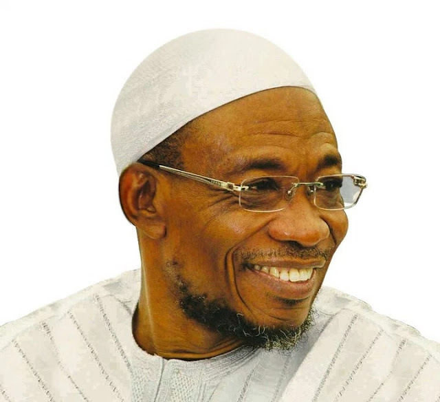 Aregbesola Threatens To Expel Christian Students Wearing Choir Robes To Schools