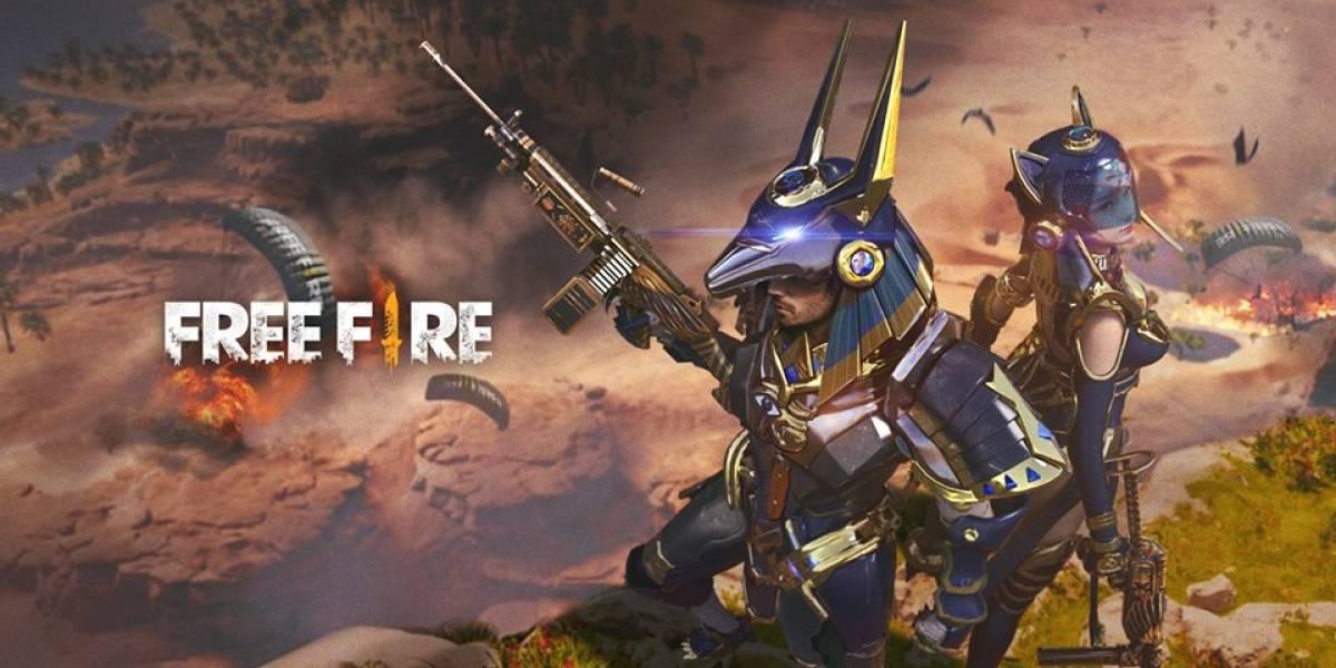 Jogar Free Fire sem travar com Game Booster X: Melhor jogo