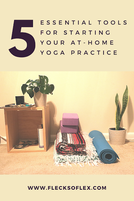 Essential Tools for Starting Your At-Home Yoga Practice