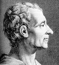 teori tentang negara menurut Montesquieu