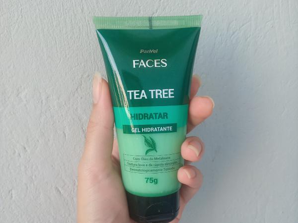Gel Hidratante Tea Tree Panvel Faces