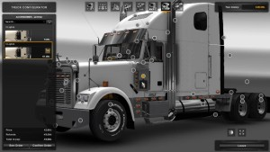 Freightliner Classic XL 2 truck mod
