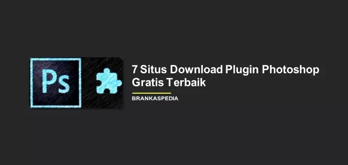 Situs Download Plugin Filter Photoshop Gratis Terbaik