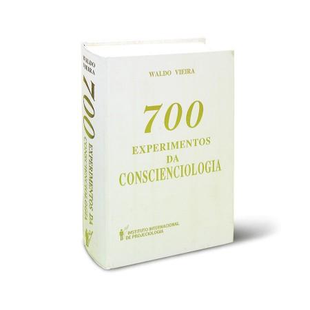 Livro 700 Experimentos da Conscienciologia