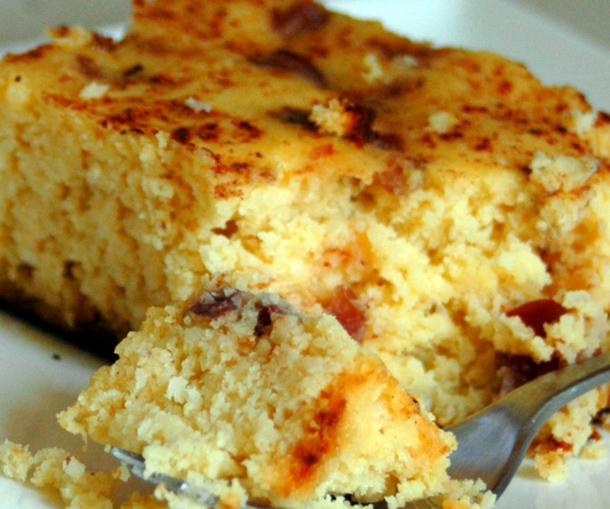 Crushed Pineapple Cake With Cake Mix