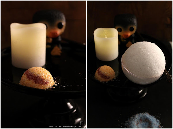 Badekugeln selber machen - Harry Potter Sorting Hat Bathbombs!