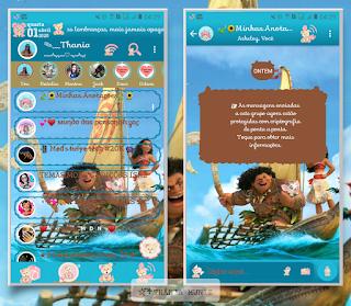 Boat Theme For YOWhatsApp & Fouad WhatsApp By Thania