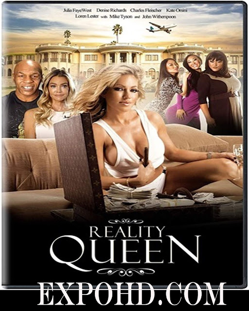 Reality Queen! 2019 IMDb 720p | Dual Audio | HDRip x 265 [Download] G.Drive
