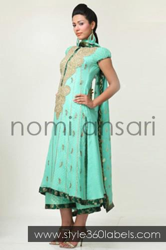 2d6314011ce2 Trendy Hairstyles  Nomi Ansari Latest   Stylsh Outfits Collection 2013 at  Style360 LABELS E-Store