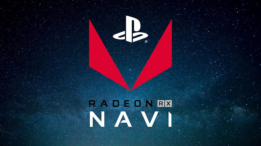playstation 5 amd radeon navi gpu sony ps5