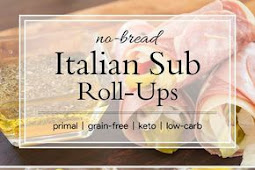 ITALIAN SUB ROLL-UP {GRAIN-FREE}