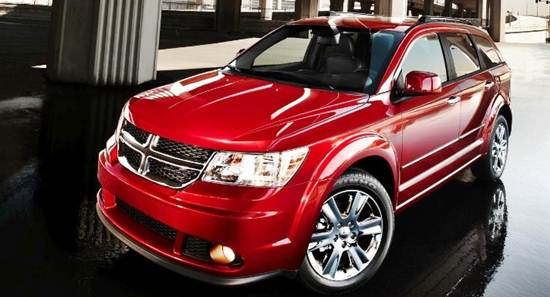 2016 Dodge Journey AVP Features