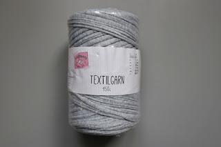 zakupy z TEDi przędza t-shirt yarn