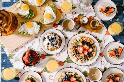 Brunch X Café da manhã: Qual momento propício para aproveitá-los