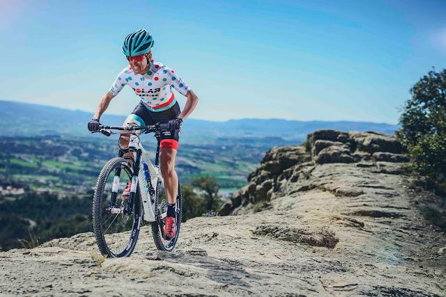 Clàudia Galicia se ha planteado grandes objetivos para su temporada de mountainbike