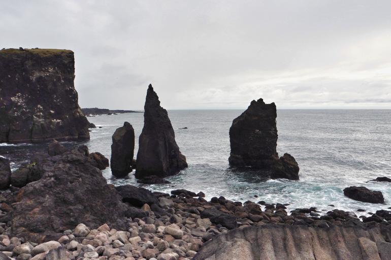 Séjour en Islande - paysage volcanique