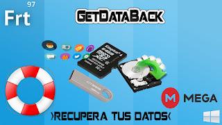 Cara Mengembalikan File dengan Runtime GetDataBack