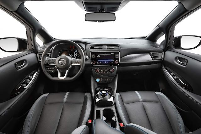 Nissan Leaf 2020 (elétrico): preço, fotos e detalhes - Brasil