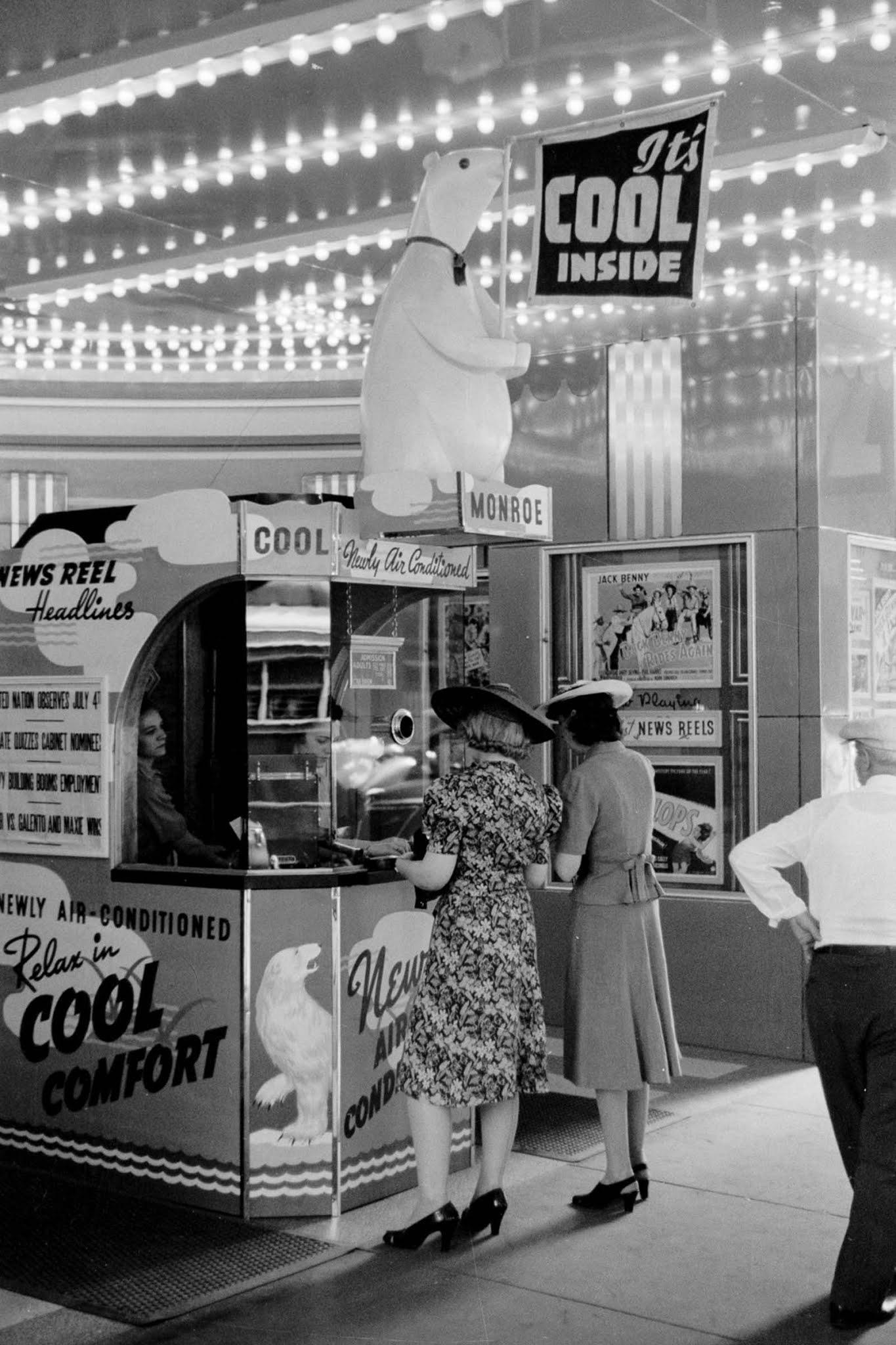 El Chicago de John Vachon en fotografías sinceras, 1941