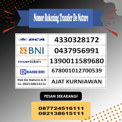 Nomer telepon asli pt de nature indonesia
