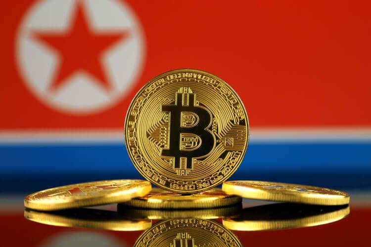 كوريا الشمالية تستخدم العملات المشفرة