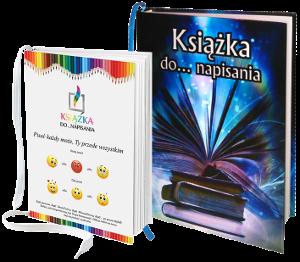 Komplet książek do napisania - dla tradycjonalistów i dla innowatorów