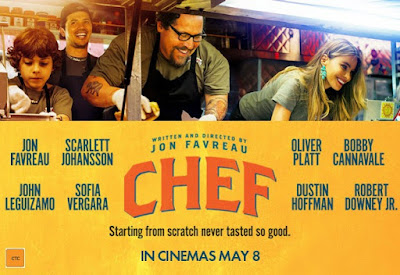 chef cinema filme