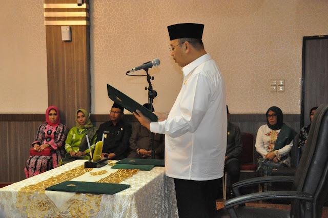 Hari Ini, Eldin Lantik Sekwan DPRD Medan