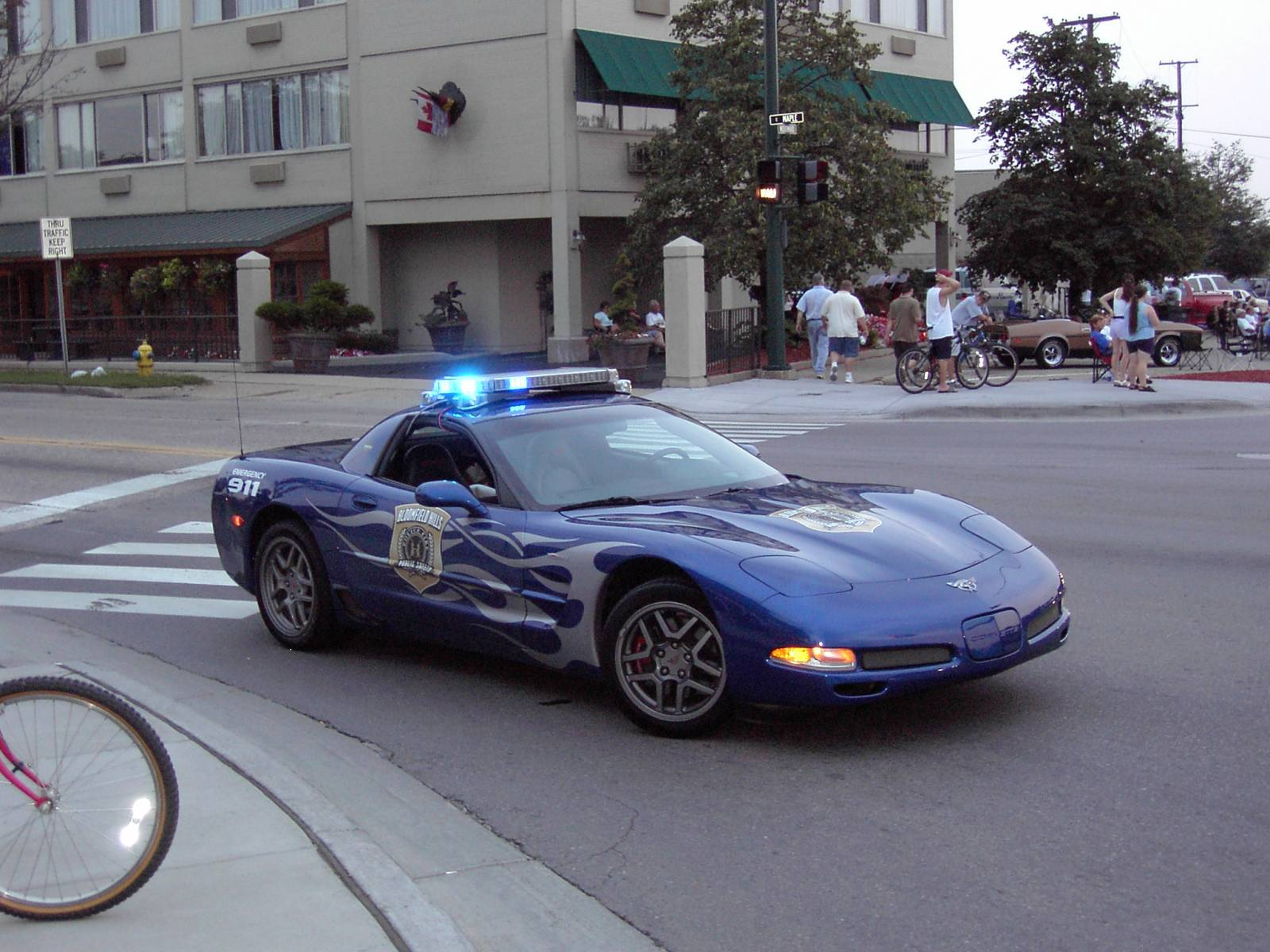 Corvette Police Car: Best Cars For You