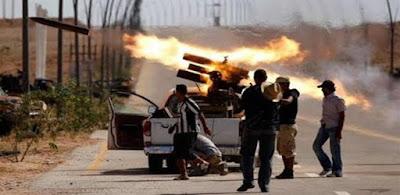 مليشيا فجر ليبيا - ارشيفية
