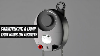 Gravitylight a gravity powered lamp that runs without electricity and comes for just $5 via geniushowto.blogspot.com science and technology news and gadgets