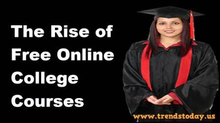 free online college courses california