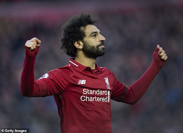 Mohamed Salah Shocked Fans as He Shaved Off Trademark Beard (Photos)