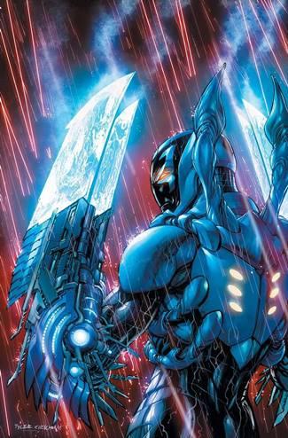 Blue Bettle en DC Rebirth