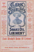 Clark Stanley's Snake Oil Liniment