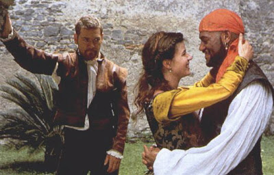 Obsessions on the movie othello