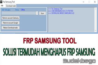 FRP Samsung Tool Solusi Termudah Menghapus FRP Samsung