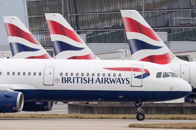 British Airways suspends all flights to mainland China with 'immediate effect' over coronavirus