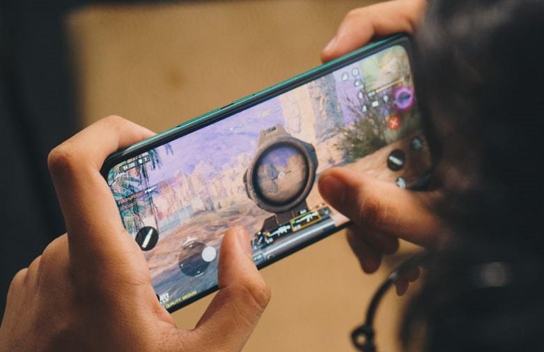 Realme 7i Jalankan PUBG