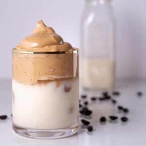 Aprende a preparar el café dalgona que se ha hecho viral en las redes-PuroIngenio
