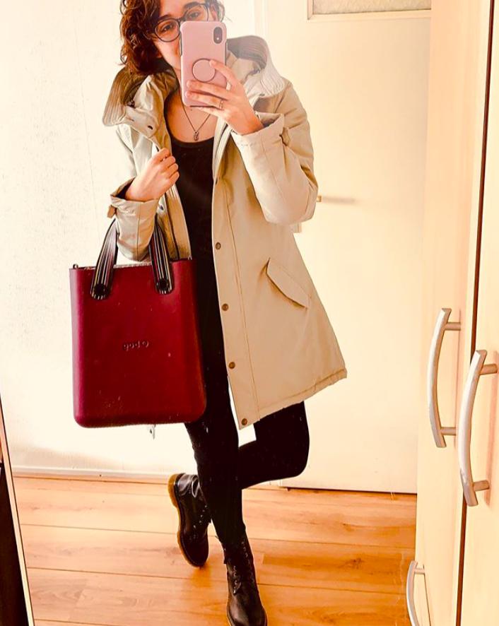 winter fashion inspiration ootd