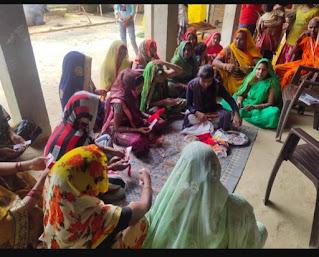 पूविव ने शुरू किया ग्रामीण क्षेत्र की महिलाओं को रोजगार दिलाने का काम    #NayaSaberaNetwork