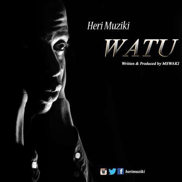 Heri Muziki - Watu