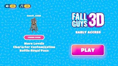 تنزيل لعبة Fall Guys للاندرويد