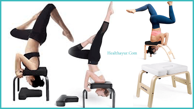 Chair Headstand