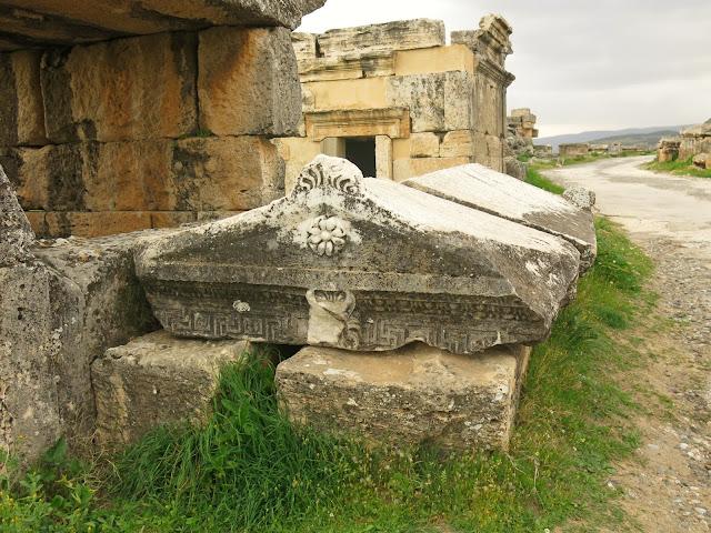 Nekropolis i Hierapolis