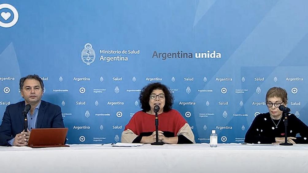 COVID-19 en Argentina: Son 115 los fallecidos por coronavirus