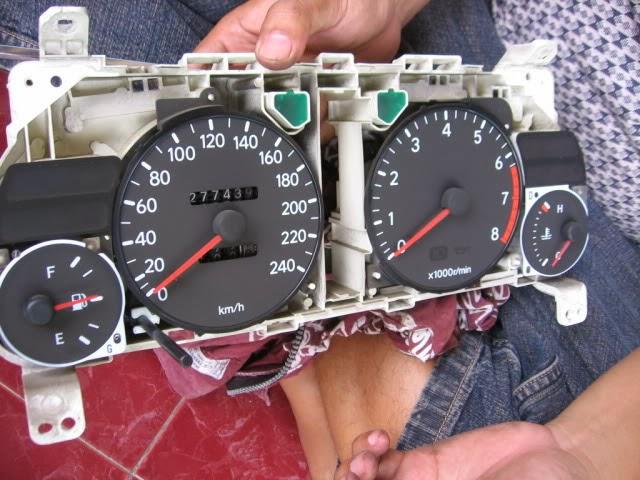 Service Speedometer Mobil Sidoarjo