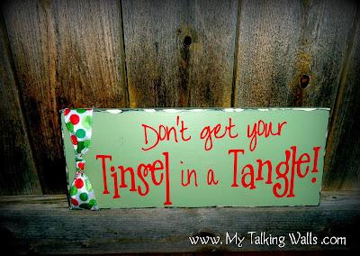 My Talking Walls 12 Crafts Of Christmas