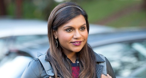 Mindy Kaling en The Mindy Project